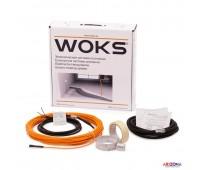 Нагревательный кабель Woks 10 100 м (0918020)